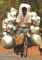 Indian cyclists