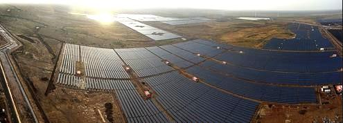 solar park patan india