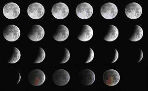 Halley's blog moon phases