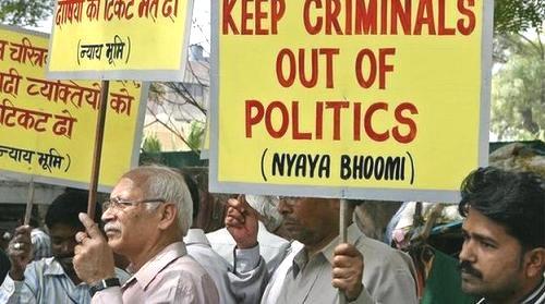 india corruption demo