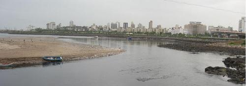 bio mahim towards city