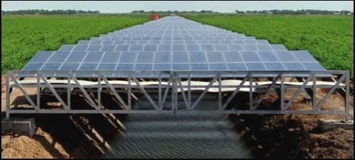 gujarat solar canal