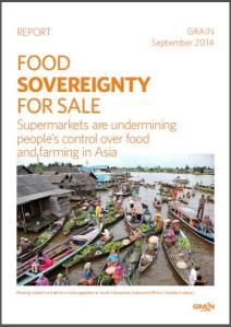 food sovereignty grain cover