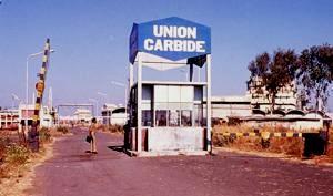 union carbide abandoned site