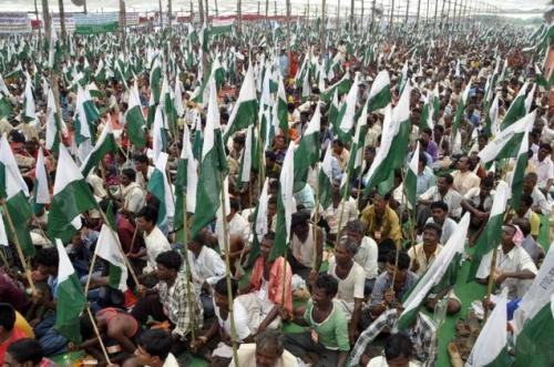 march from gwalior