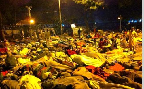 farmers protest delhi 3.15