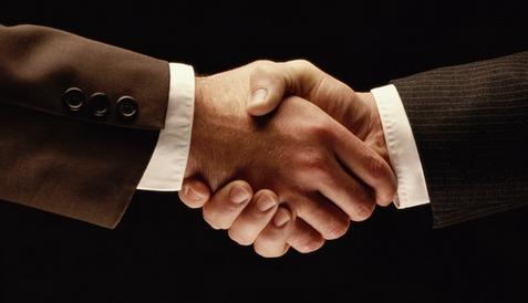 subsidy handshake
