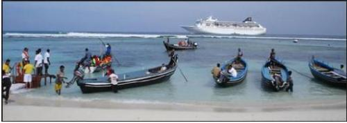 lakshadweep boats and steamer