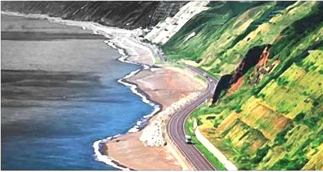 mumbai planned coastal road